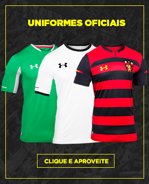Uniformes Oficiais - Cazá do Sport